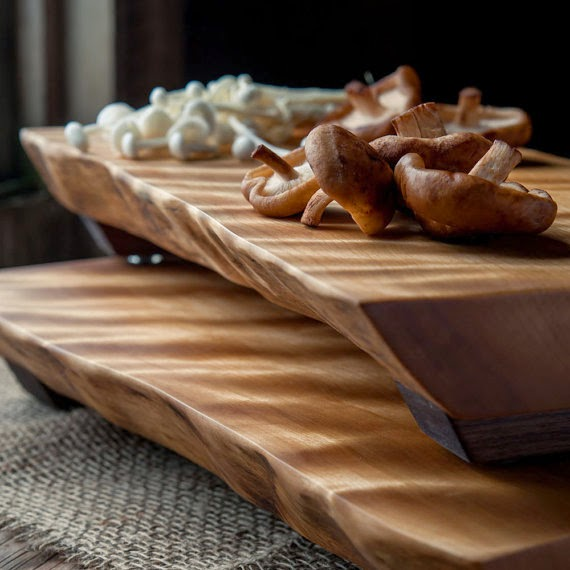 wood, rustic cutting boards, natural, kitchen, Fall items, eco-chic kitchen
