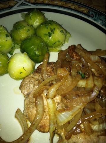Cocina facil coles de bruselas - Como cocinar coles de bruselas ...