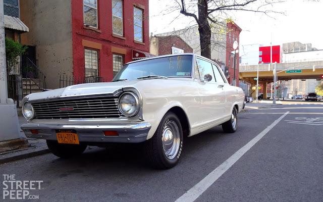 The Street Peep  1965 Chevrolet Chevy Ii Nova 2