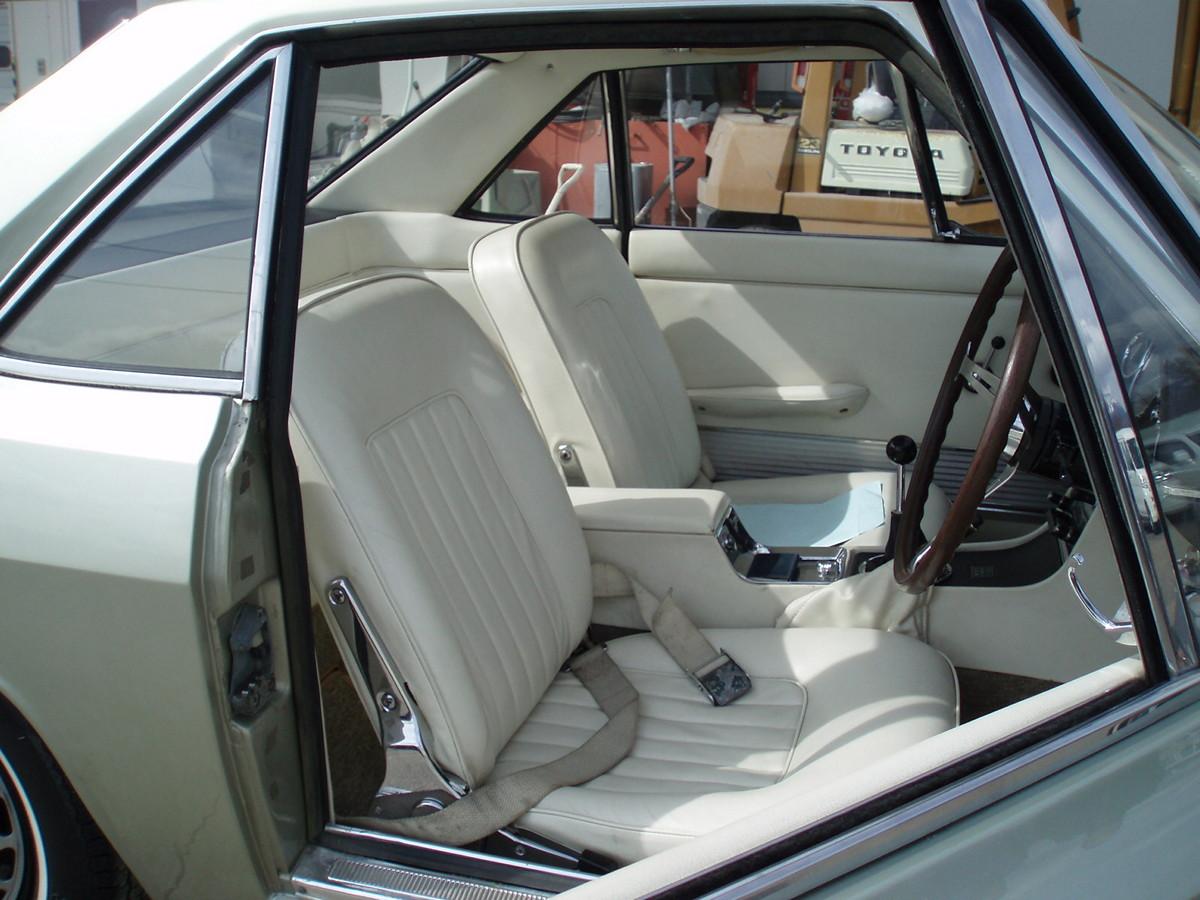 Nissan Silvia CSP311, pierwsza generacja, stary model, dawne auta