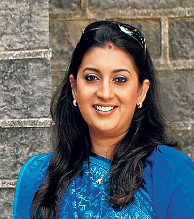 Minister Smriti Irani Photos | HD Wallpapers | Download Free High Definition Desktop / PC Wallpapers