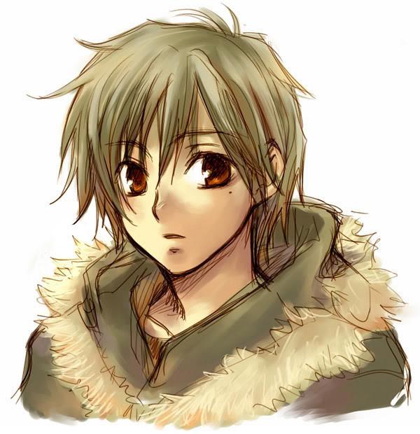 Norio-Yasujiro (安二郎則夫) | DeviantArt Anime Boy With Brown Hair And Brown Eyes