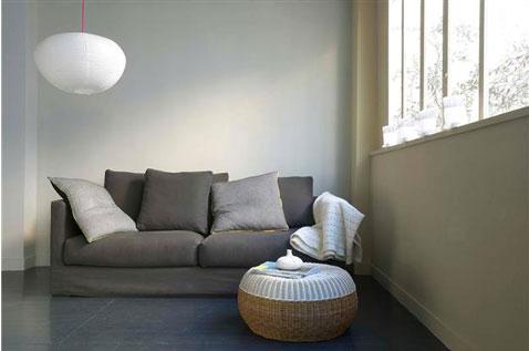 Color gris ideas de decoraci n con color gris en la sala for Muebles de sala color gris