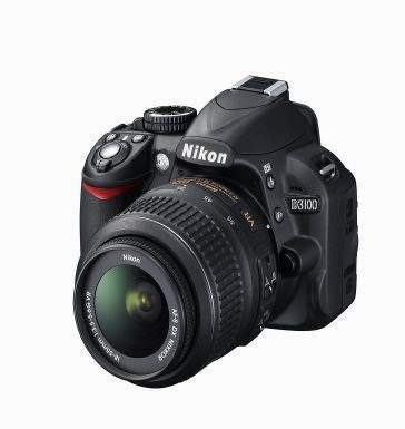 Paytm: Nikon DSLR D3100 Camera with AF-S 18-55mm lens at Rs. 23,290