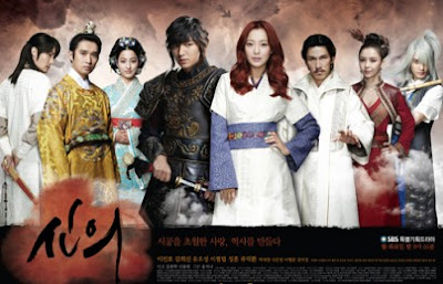 Download K-Drama Faith Episode 20