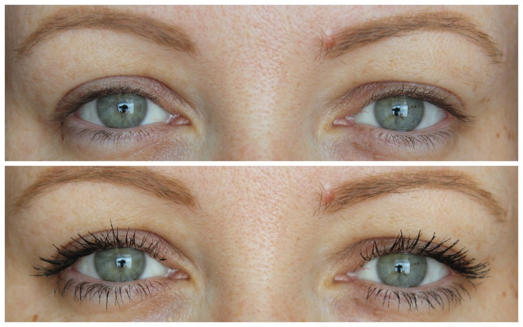 NYX Propel My Eyes mascara review, before & after photos   Lovely ...