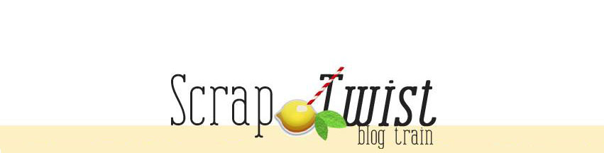 Scrap Twist Blog Train