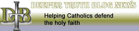 DEEPER TRUTH BLOG NEWS