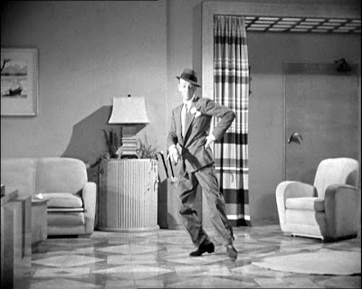 Fred Astaire dances for Eduardo Acuna in You Were Never Lovelier, Columbia 1942
