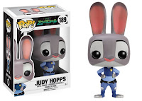 Funko Pop! Judy Hopps