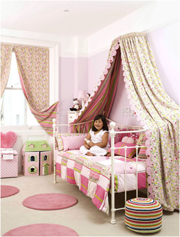 29 country young girls bedrooms room design inspirations - Little girls bedrooms ...