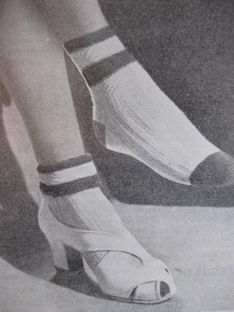40-luvun kengät