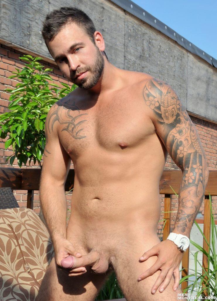 Machos Calientes Hombres Desnudos