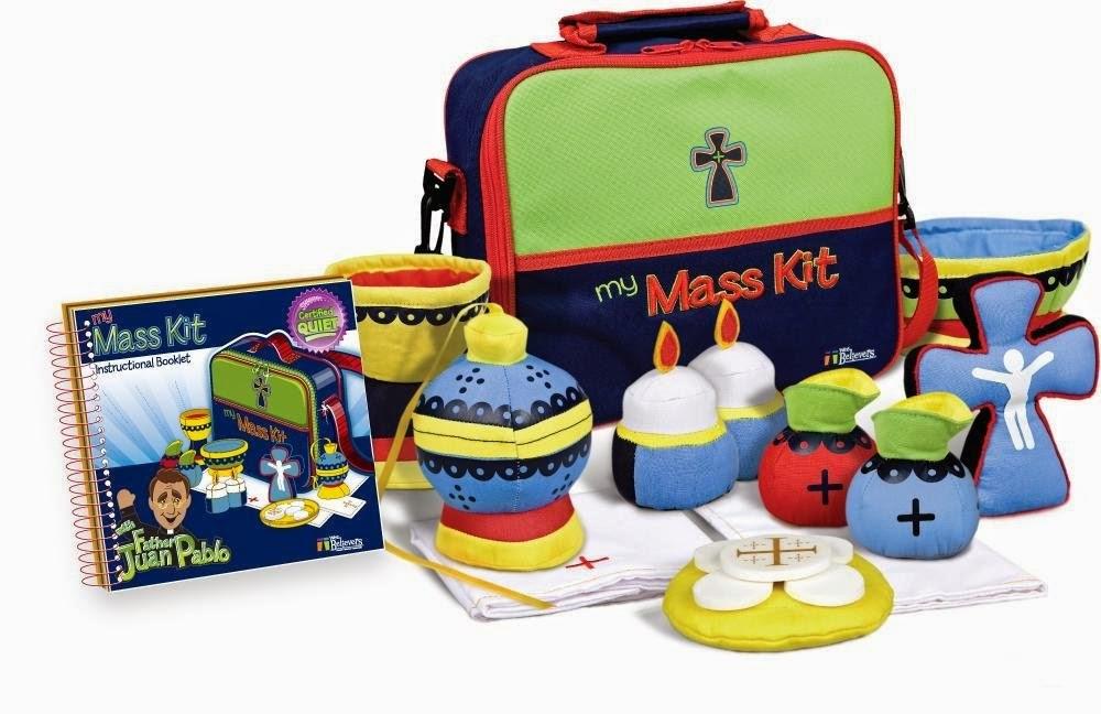 Saints 365: Christmas Gift Ideas For Kids: Catholic Style