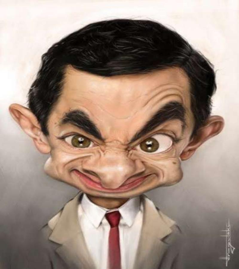 caricaturas de famosos 4