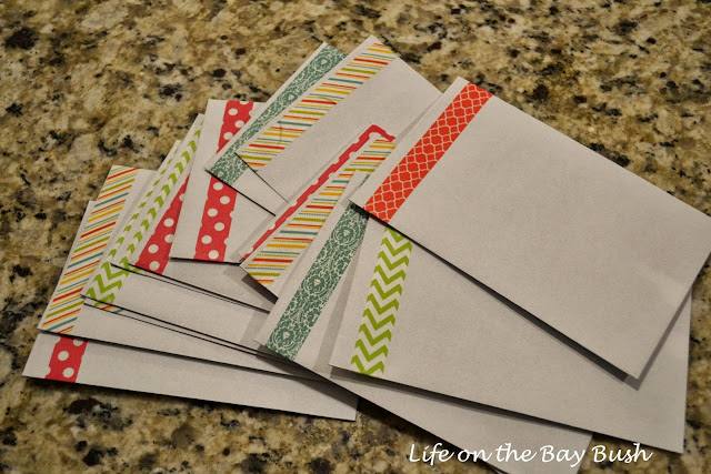 How to make 4x6 envelopes tutorial