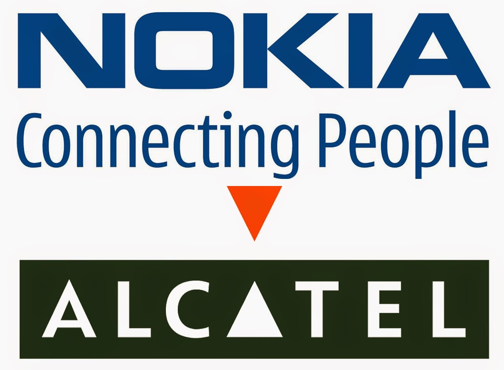 Nokia Took Alcatel and Coming Rise in 2016.