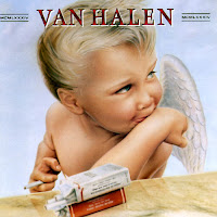 Van Halen - 1984 (1984) art of sound