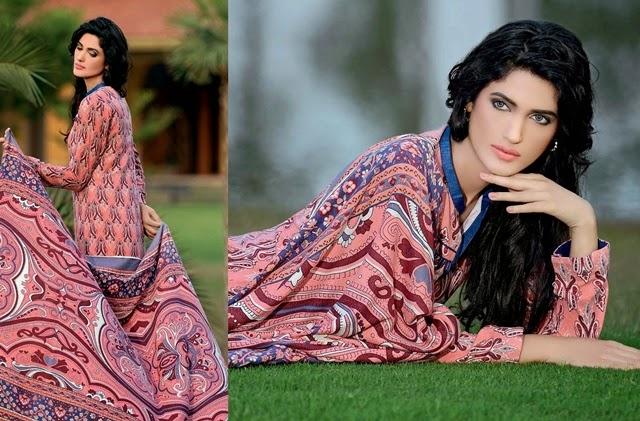Gulahmed Silk Karandi Winter/Fall Fashion-14