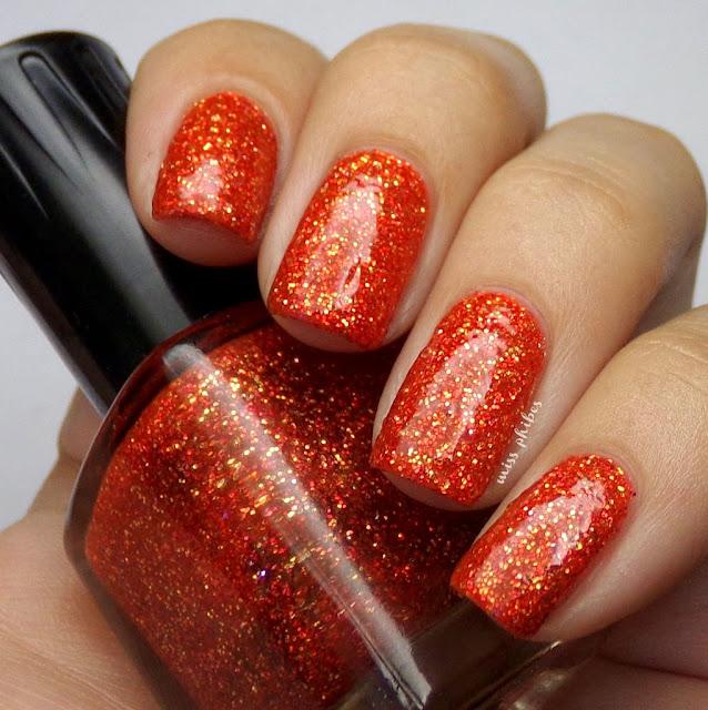 Esmalte glitter Súper Perola