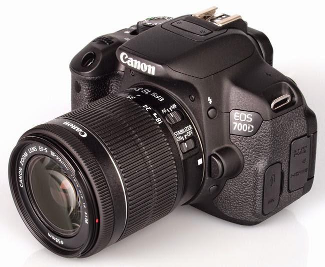 Spesifikasi Harga Canon EOS 700D