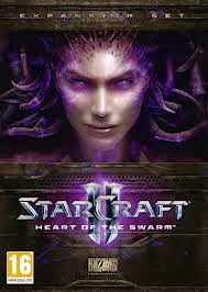 Download Game StarCraft II Heart of the Swarm