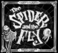 bookcover of THE SPIDER AND THE FLY by Mary Howitt