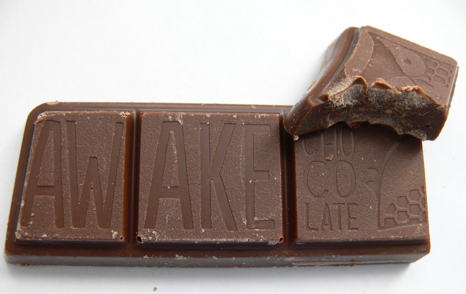 The Ultimate Chocolate Blog: Are you awake?