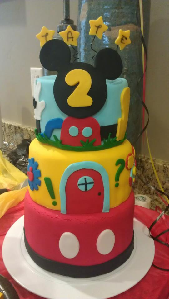 Emilys Cake Design August 2013