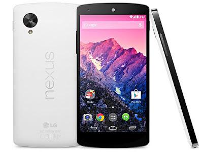 Nexus 5X de LG, noticias de tecnología