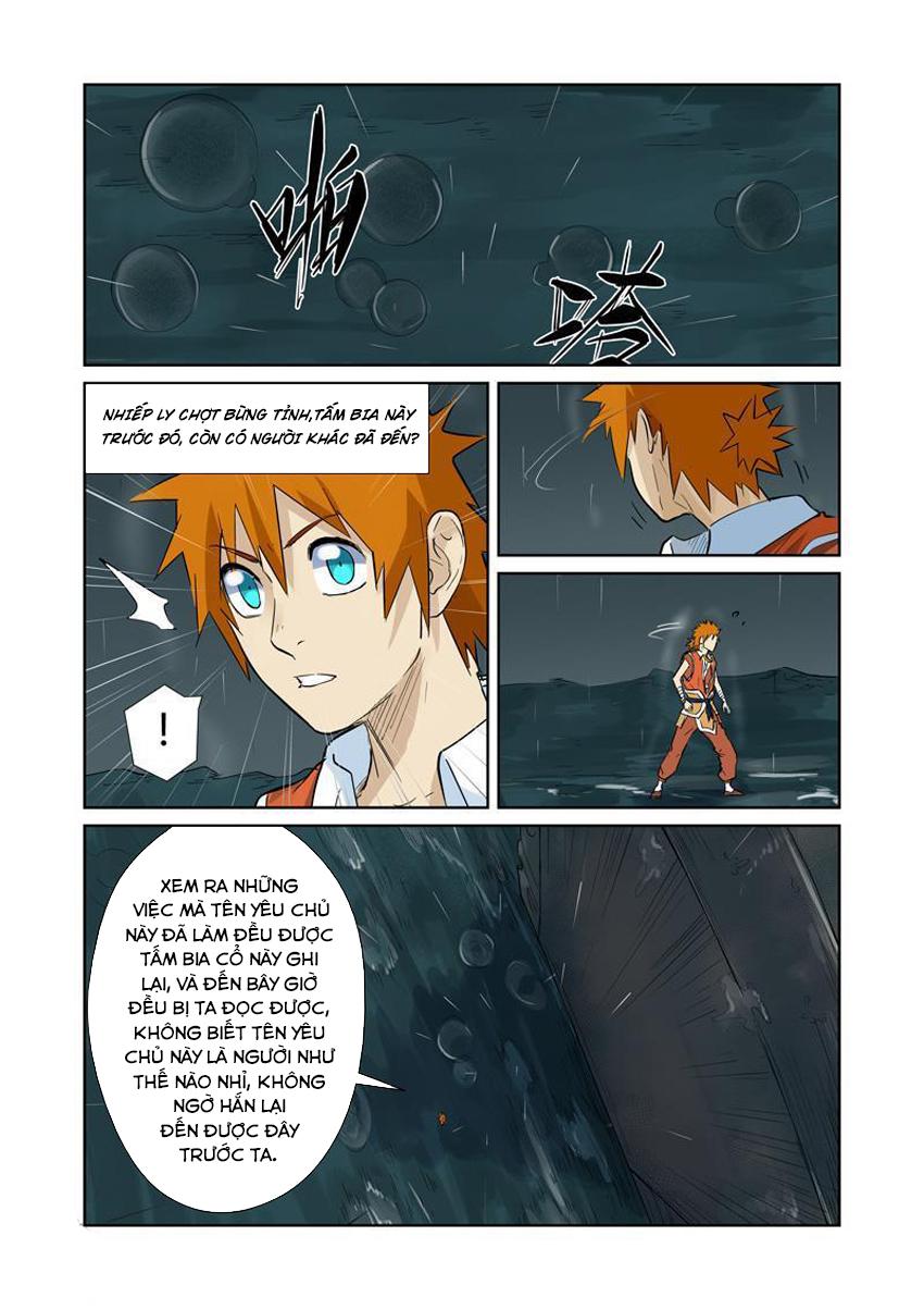 Yêu Thần Ký Chapter 152 - Hamtruyen.vn