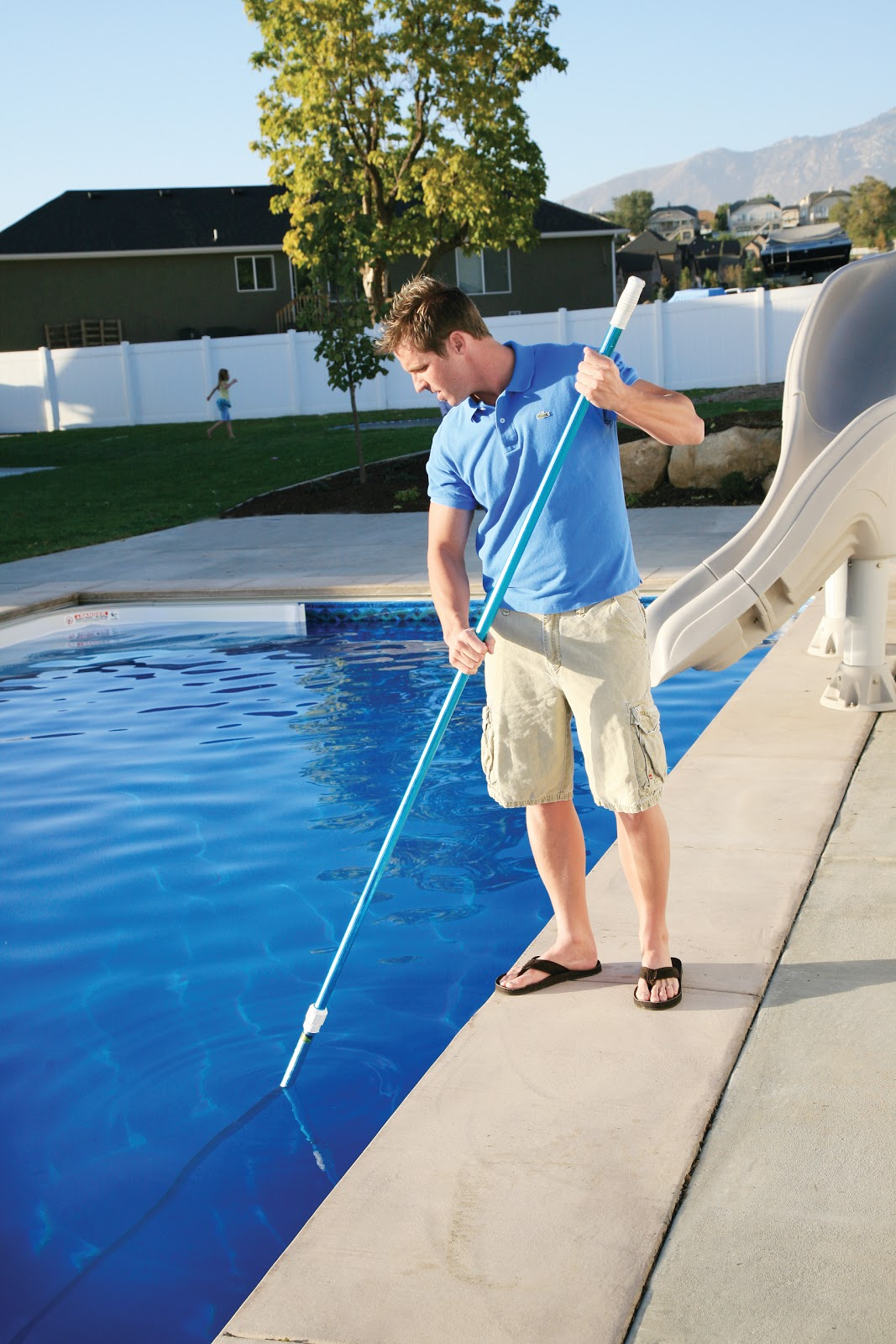 Coverstar Safety Swimming Pool Covers For Automatic And Solid Mesh Pool Chemistry