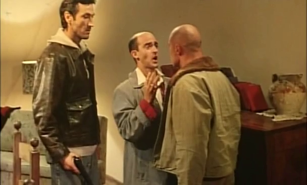 Marco Giallini-Angelo Orlando - Luca Zingaretti