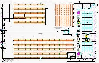 Utilizing Professional Warehouse Layout And Design