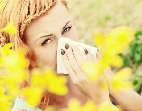 Châm cứu chữa bệnh viêm mũi dị ứng