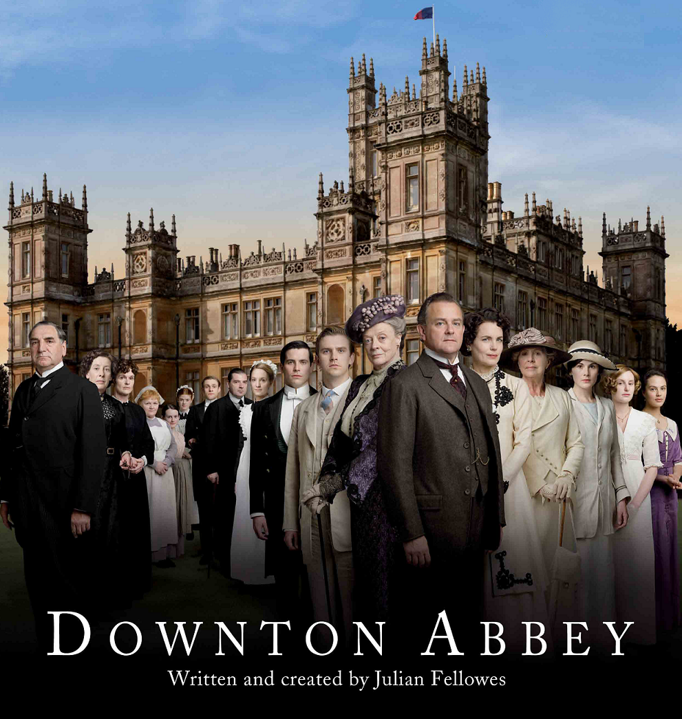 Oh, DOWNTON!  Why were you such a soap opera this season?