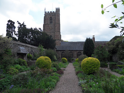 Priory Church of St George, Dunster, Somerset
