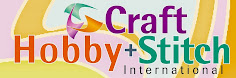 I'll Be At The Craft Hobby + Stitch International Spring Show with IndigoBlu