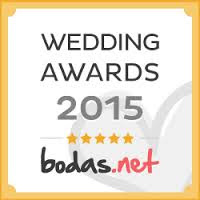 GANADOR Wedding Awards 2015