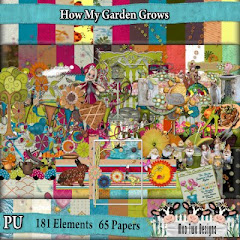 How my garden grows MooTwo collab in May 12