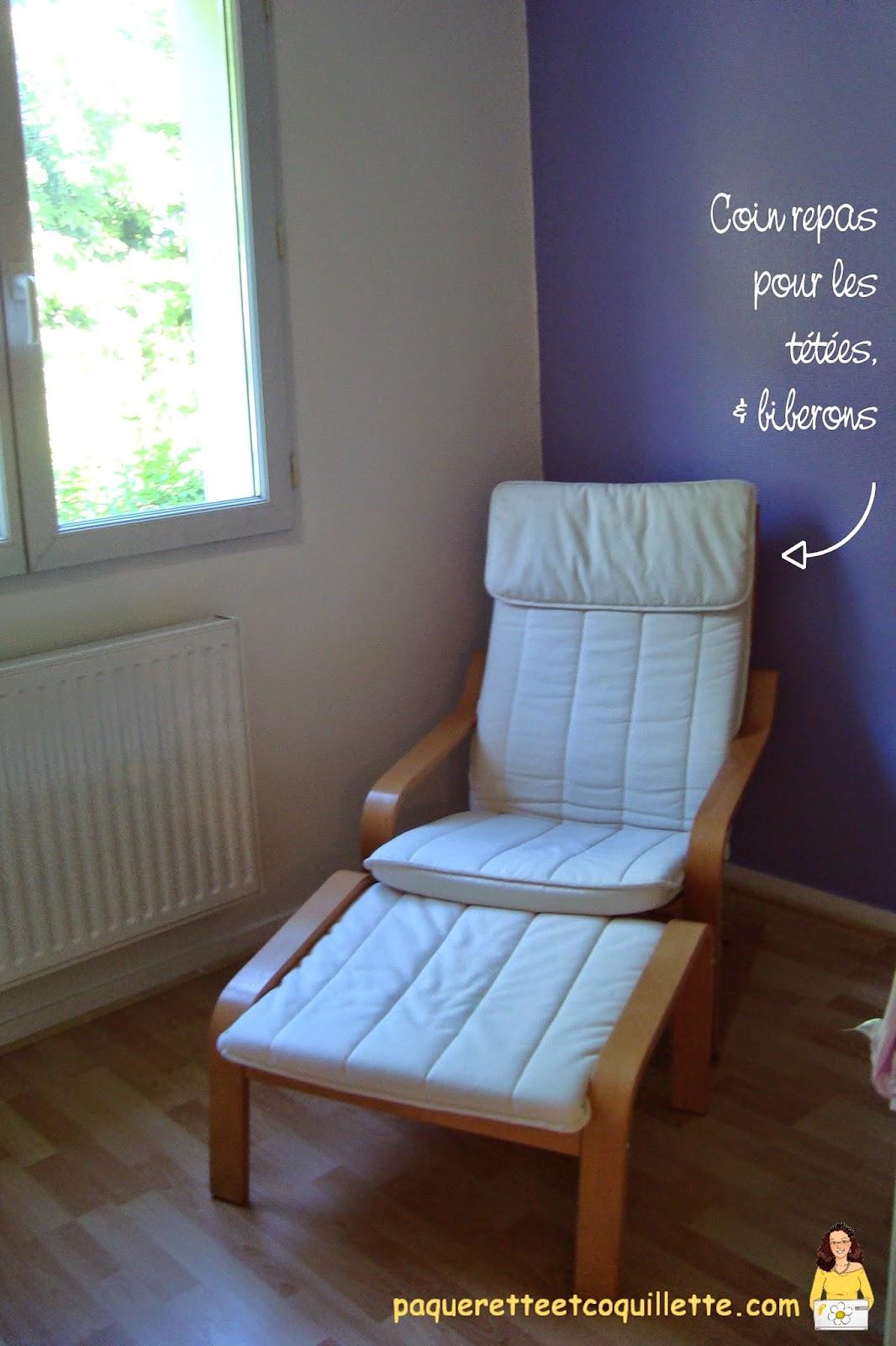 Paquerette et coquillette: la chambre montessori de paquerette