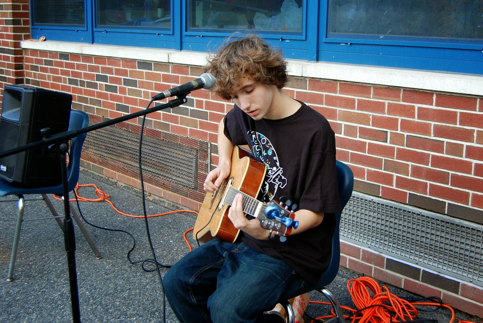 music was provided by Tyler Zajac