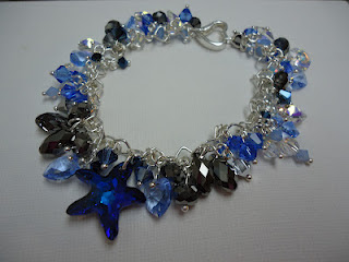 The Oceanic Blue Bracelet