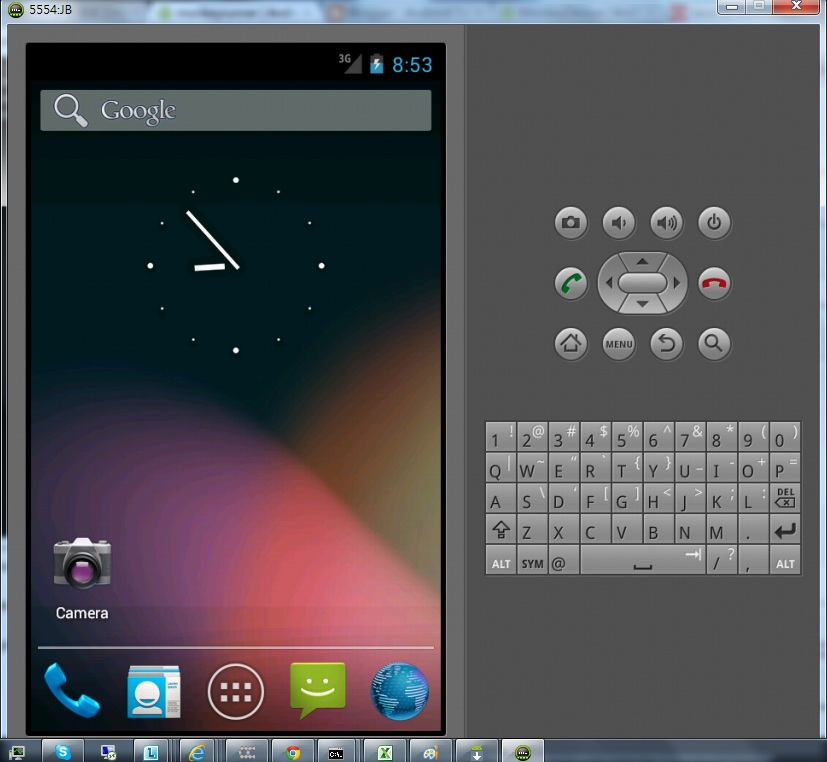 emulator android for mac os