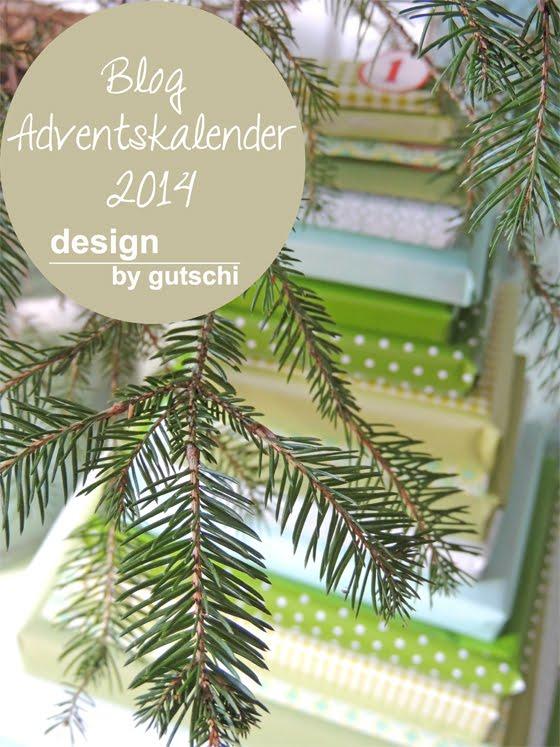 adventsfreude bei design by gutschi...