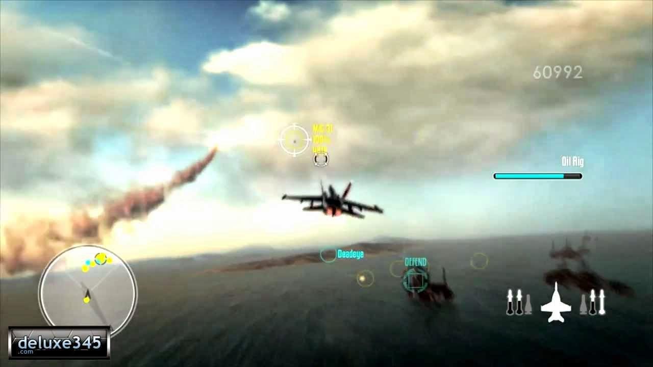 Game PC Pesawat Tempur