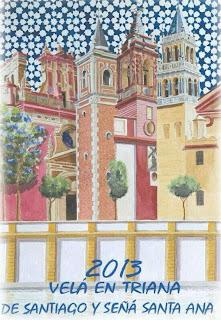 2013 Velá de Santiago y Santa Ana  - Juan Romero Díaz
