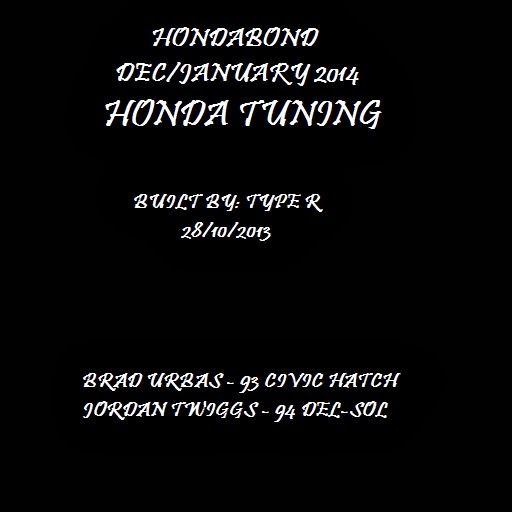 HondaTuningCustoms