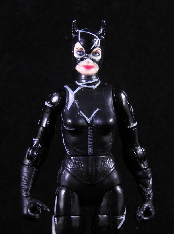 Michelle pfeiffer catwoman makeup