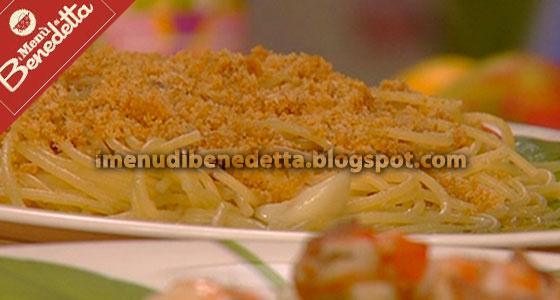Spaghetti alle Acciughe di Benedetta Parodi